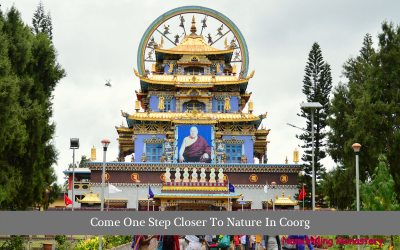 Come One Step Closer To Nature In Coorg
