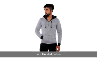 Cool Hooded Jackets