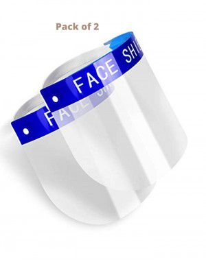 Face Shield Pack of 2