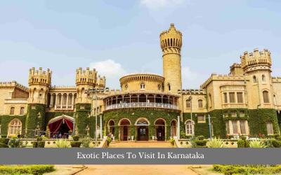 Exotic Places To Visit In Karnataka