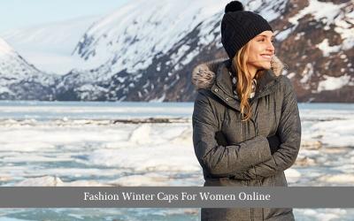 Fashion Winter Caps For Women Online
