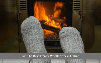 Get The Best Trendy Woolen Socks Online