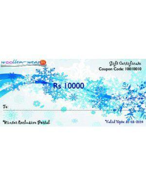 Gift Vocher 10000