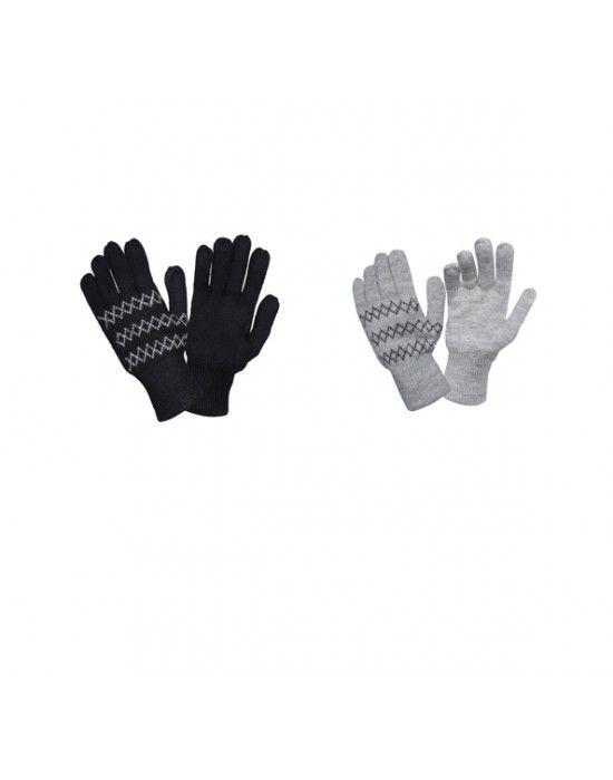 Pure Wool Gloves Designer P2