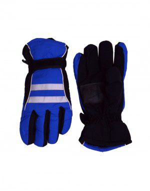 Snow Hand Gloves Blue