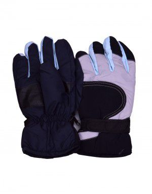 Snow Hand Gloves Sky Blue