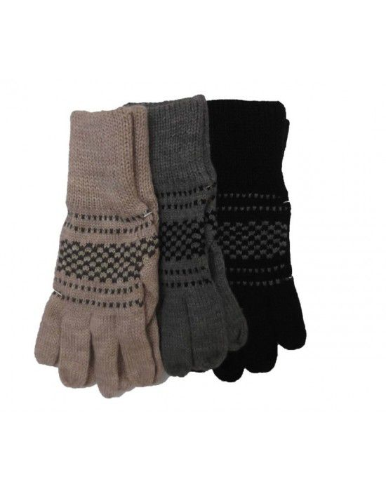 Acrylic Gloves Designer ladies P3