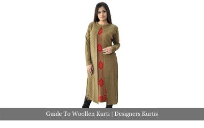 Guide To Woolen Kurti | Designers Kurtis