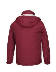 Mens 2 in 1 Jacket FS Wine