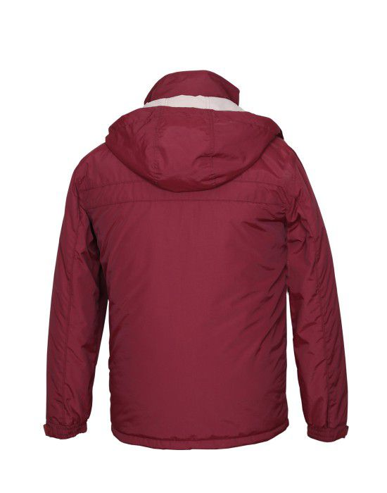 Mens 4 in 1 Jacket Wine