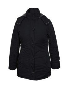 Ladies Jacket Full Sleeve Black