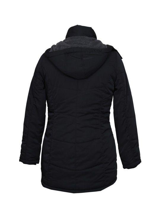 Ladies Jacket Full Sleeve Black