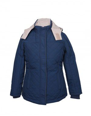 Ladies Jacket FS 4 in 1 Blue