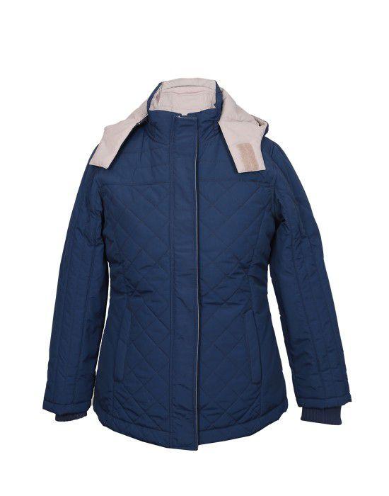 Ladies Jacket FS 4 in 1 Blue