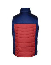 Baby Boy Sporty Quilted Jacket Red
