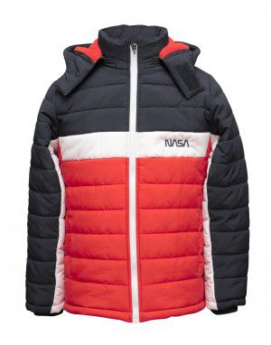 Boys Jacket Red Two color
