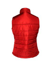 Girls Light weight quilted sporty Jacket Cherry