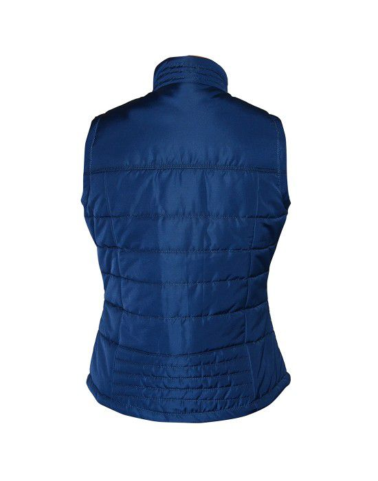 Girls Light weight quilted sporty Jacket Navy