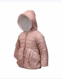 Toddlers Quilted Jacket