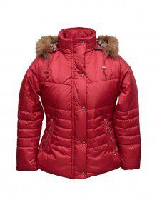 Girls Jacket Salsa Quilted