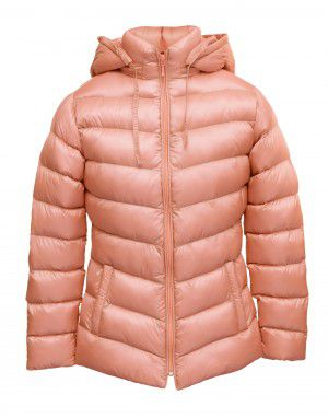 Girls Jacket Onion Quilted