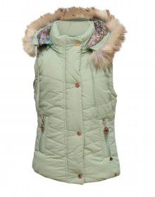 Girls Jacket Mint sl Basic