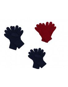 Kids Acrylic Wool Gloves P3