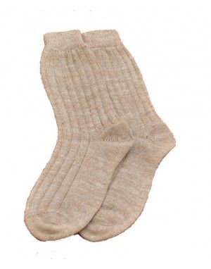 Kids Pure Wool Socks Selection Black