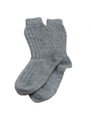 Kids LGrey Pure Wool Socks P3