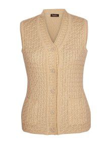 Lady Cardigan Pocket SL Cream