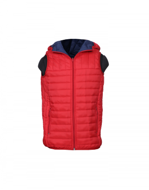 Baby Boy Jacket Red sl Reversible