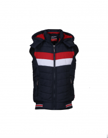 Baby Boy Jacket Navy Sporty sl Quilted
