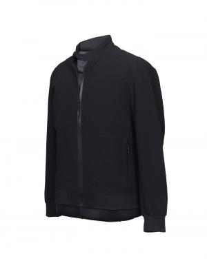 Men Jacket Black Light Weight Basic
