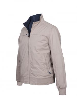 Men Jacket Stone Basic Reversible
