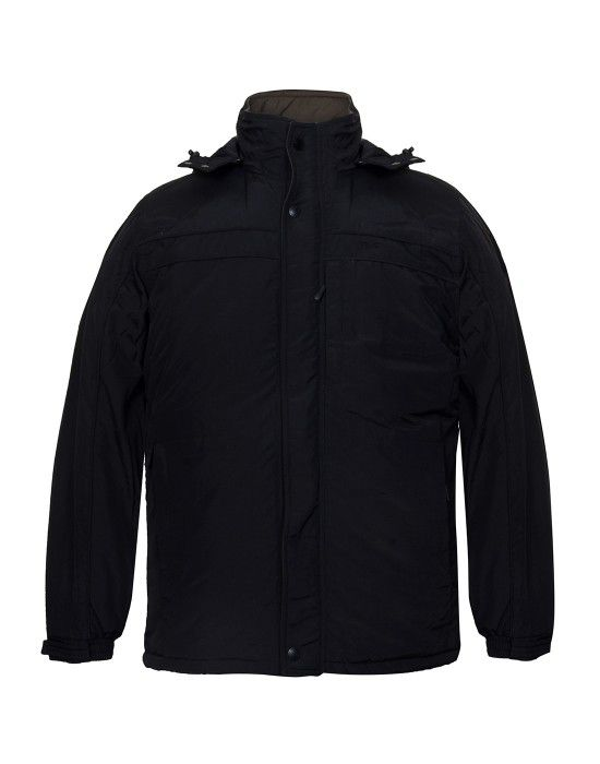 Mens 4 in 1 Jacket Black