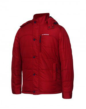 Mens Jacket Sporty Red