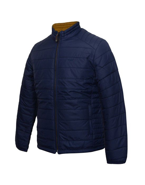 Men Jacket light weight Reversible Navy