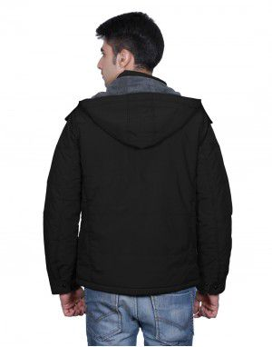 Mens Jacket FS Black