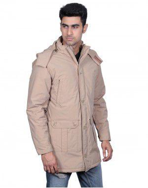 Men Parka Jacket FS Camel