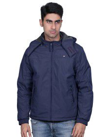 Mens FS Jacket  Plain Navy