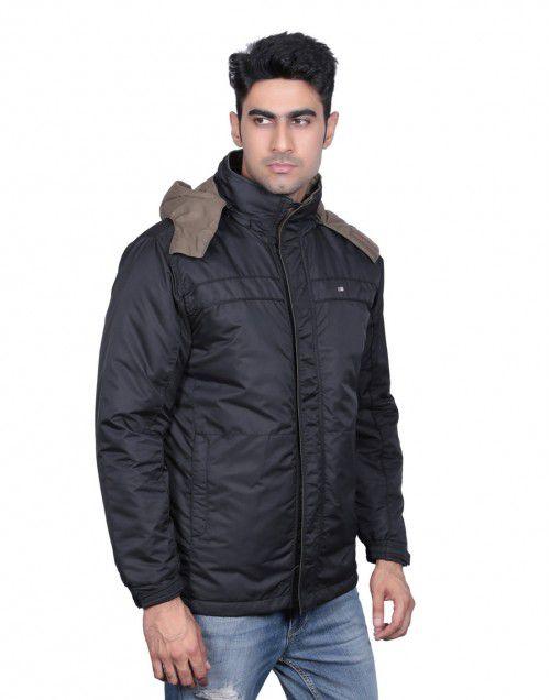 Mens 4 in 1 Jacket Black