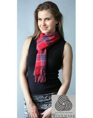 Purewool Muffler Designer Stripes