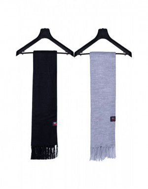 Unisex Premium Acrylic wool Mufflers Plain Combo1