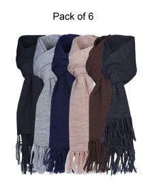 Unisex Premium Pure wool Mufflers P6