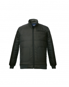 Mens Jacket Olive plain