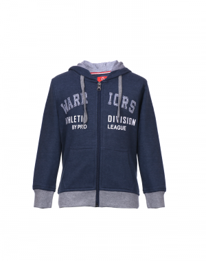 Baby Boy Sweatshirt Grey Basic