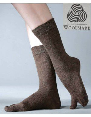 Pure Wool Socks With Thumb Assorted colours