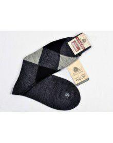 Pure Wool Socks Diamond P3