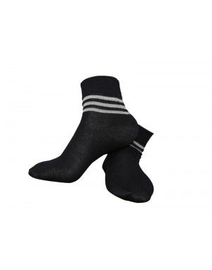 Pure Wool Anklet Womens Socks P3