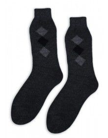 Pure Wool Socks Square P3